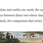The Leeches Loom, Chapter 12 – Kyrill