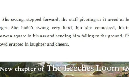 The Leeches Loom, Chapter 16 – Kyrill